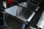 Ванна моечная двухсекционная 120х63см